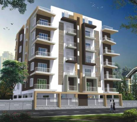 Subham AB Residency Elevation