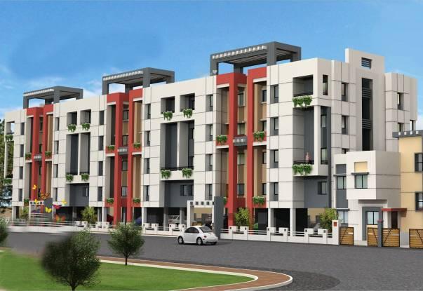 Fakhri Harmony Residency C D Elevation