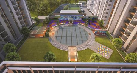 Rama Fusion Towers Phase I Amenities