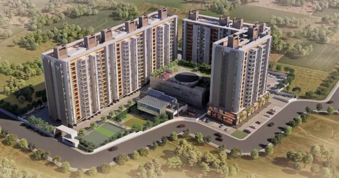 Rama Fusion Towers Phase I Elevation