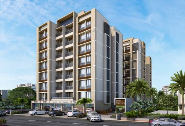 Yash Divya Exotica Elevation