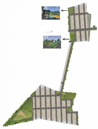 Pride Green Meadows Villas Layout Plan