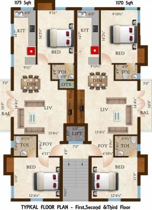 Rams Lalithaveni Cluster Plan