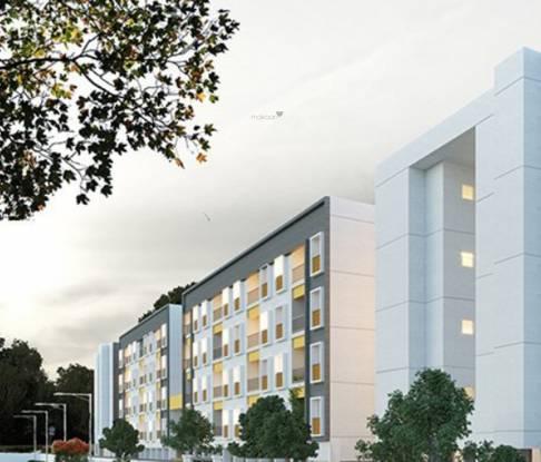 TVS Emerald Flourish Apartment Elevation