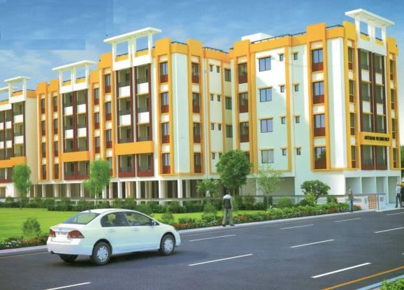 Artisan Residency Elevation