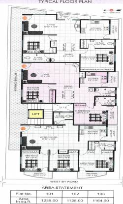 Ree Rajarajeshware Krishna Dhama Cluster Plan