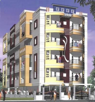 Ree Rajarajeshware Krishna Dhama Elevation