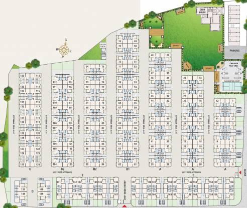 Sangani Upvan Layout Plan