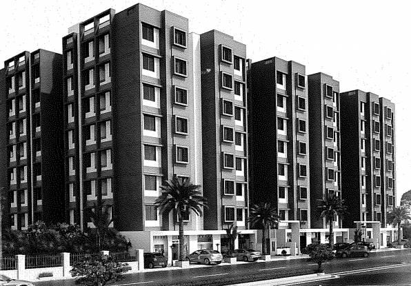 Ramani Sarita Residency 3 Elevation