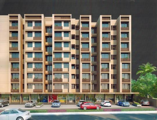 Hamzah Arkam Residency Elevation