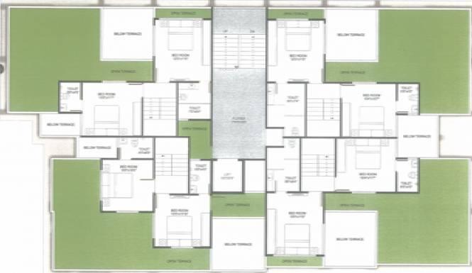 ADF Manor Imperia Cluster Plan