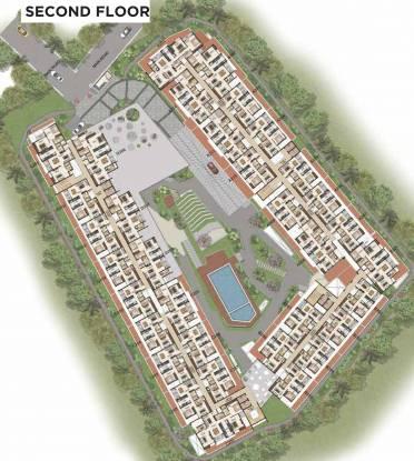 Casagrand Lorenza Cluster Plan