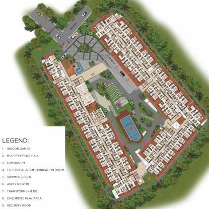 Casagrand Lorenza Site Plan