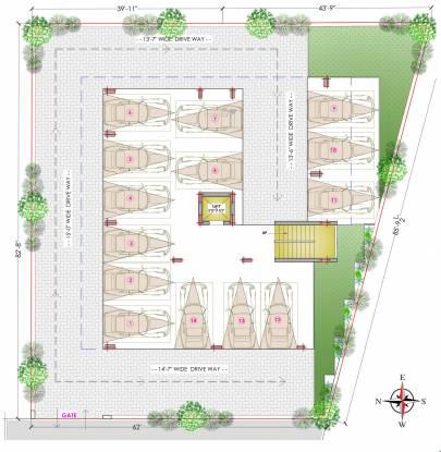 CREO Westend Avenue Cluster Plan