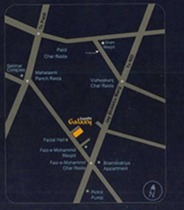 Reliable Gandhi Galaxy Location Plan