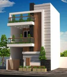 GRN Bharathi Nagar Elevation