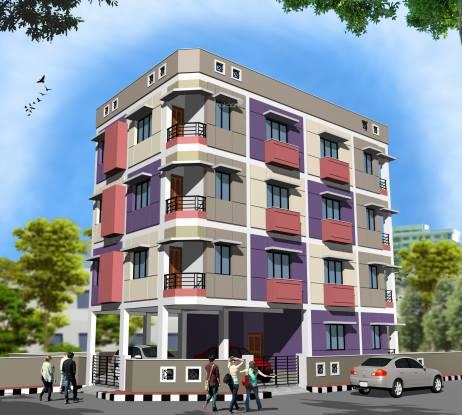 Poddar Diya Residency Elevation