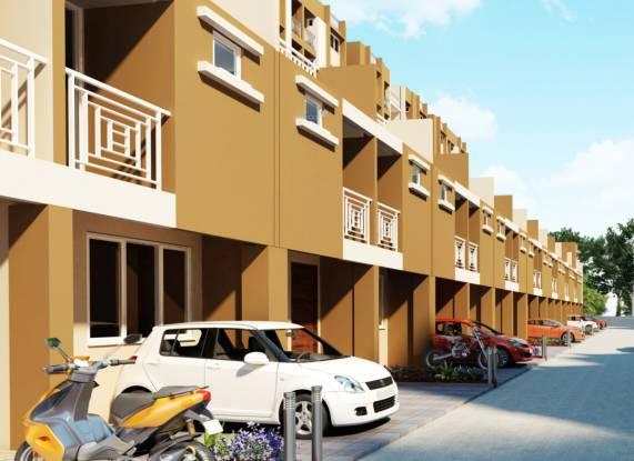Shakti Kailash Tirth Avenue Villa Elevation