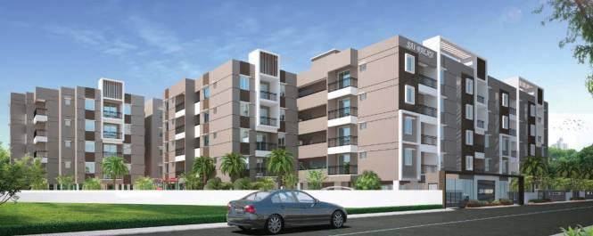 Sri Dwaraka Sai Balaji Residency Elevation