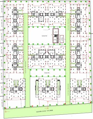 Aahna Shilp Shaligram Layout Plan
