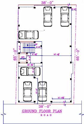 MC Sastha Homes Cluster Plan