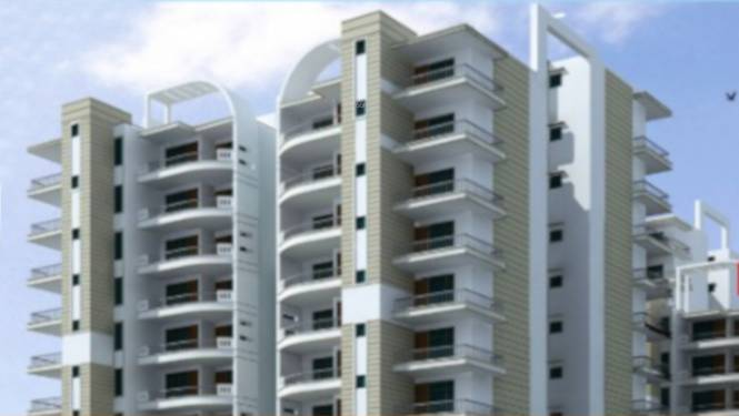 Platinum Delhi Co operative Group Housing Yojna Elevation