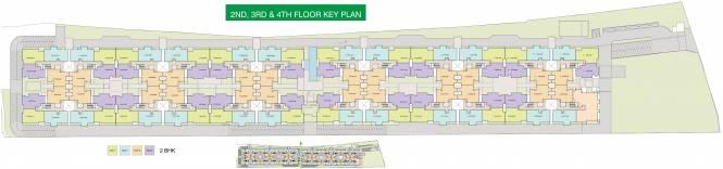 Brigade Parkside North Cluster Plan