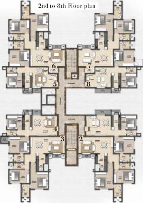 Shriram Codename Treasure Island Cluster Plan