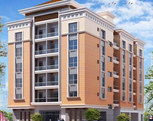 B S Pratibha Apartment Elevation