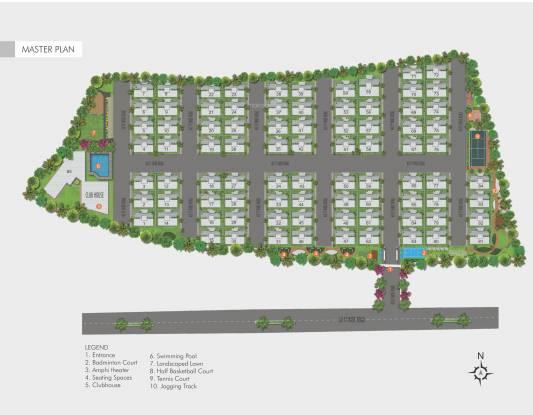 GKRS Palacio Layout Plan