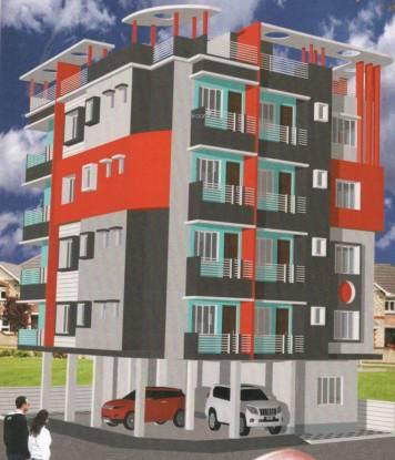 Siddhi Vinayak Maa Tara Apartment Elevation