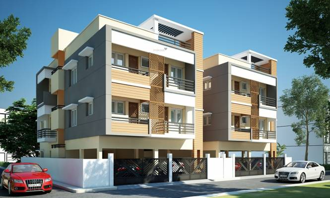 Avigna AHPL Eminence Apartment Elevation