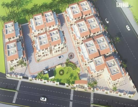 Shahi Silaj Shantanam Bunglows Layout Plan