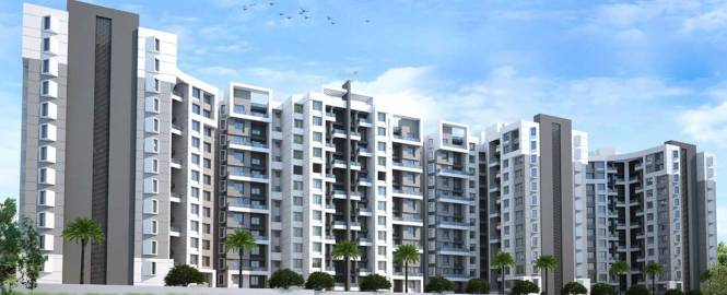 Mittal Sun Exotica Phase 2 Elevation
