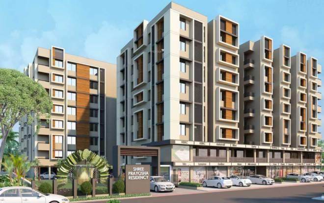 Shree Prayosha Residency Elevation