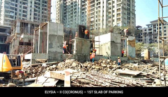 Nyati Elysia II Construction Status
