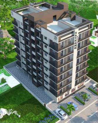 Sakar Satsang Residency Elevation