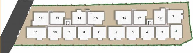 S And M SM Zinnia Site Plan