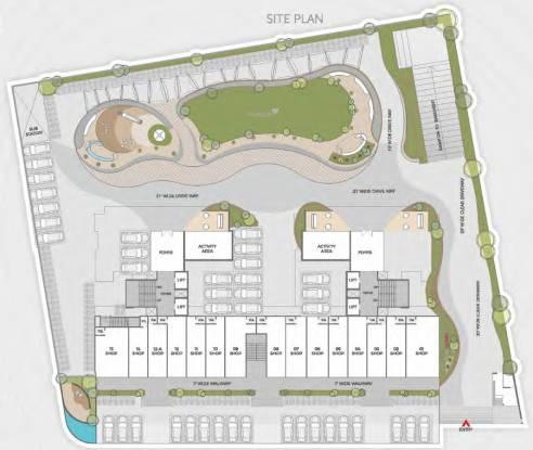 HH Pravesh Site Plan