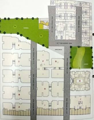 Shree Ram Residency Layout Plan