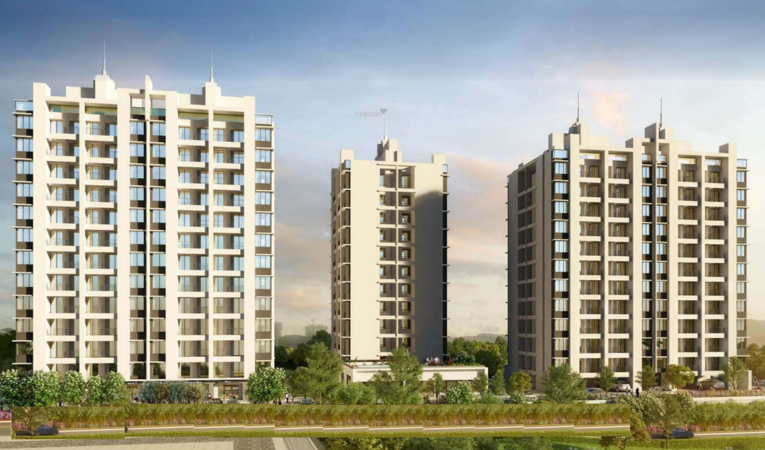 Projects in Bavdhan - All Residential Projects for sale in Bavdhan, Pune