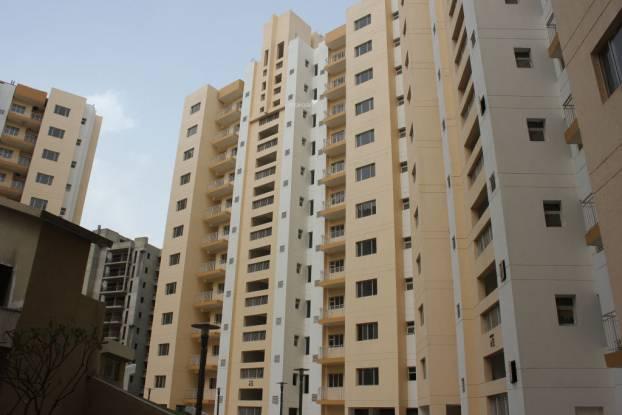 Orris Carnation Residency Construction Status