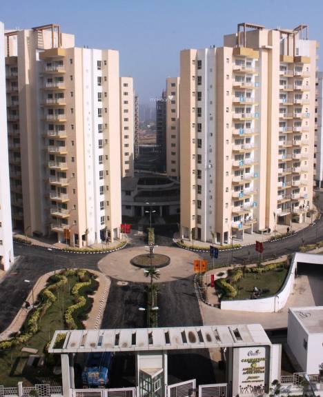 Orris Carnation Residency Elevation