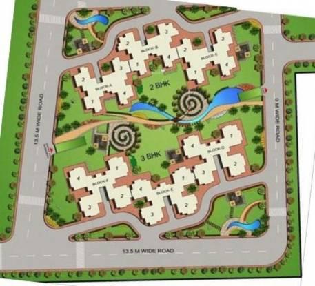 Ramprastha The Atrium Site Plan