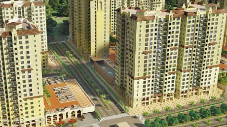 DLF Westend Heights New Town Elevation