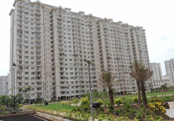 DLF Gardencity Elevation