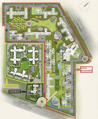 3C Lotus Boulevard Master Plan