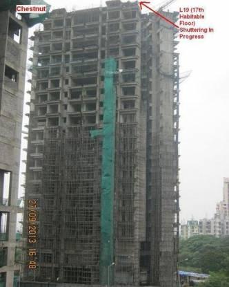 Runwal Greens Construction Status