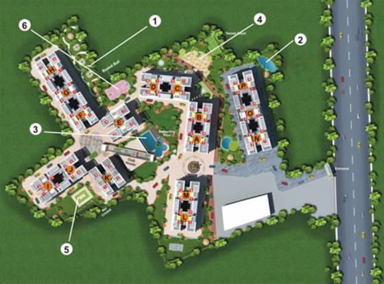 Rama Air Castles Layout Plan