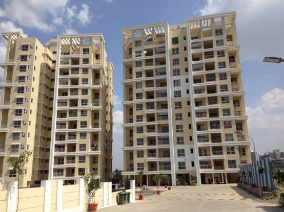 Kolte Patil Green Olive Elevation